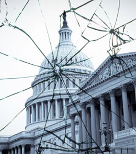 Congress Takes Aim at Last Functional Aspects of Government