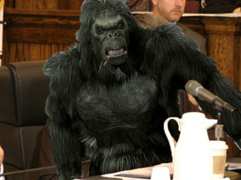 Bigfoot Subpoenaed to Testify on Benghazi
