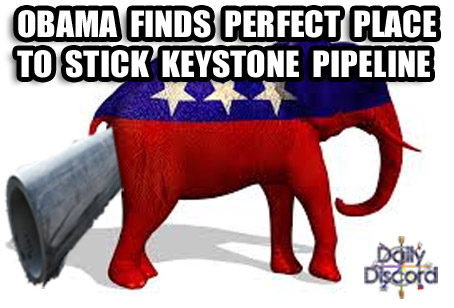 Developing: Obama Set to Unveil New Keystone Pipeline Plan