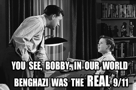 Have You Spoken to Your Kids About Benghazi?