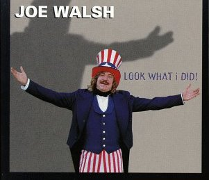When All Else Fails, Joe Walsh For President...Paid for by the Beer Party