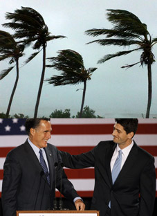 Floridians Brace for Waves of Stupid Ideas, Wind