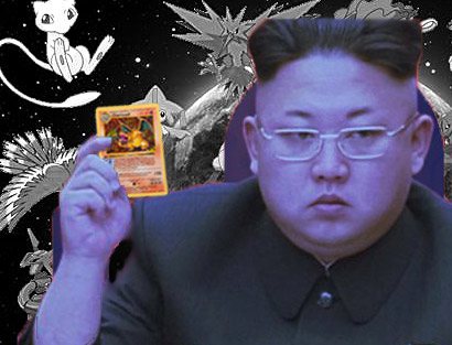 N. Korea Vows to Unleash Rare Edition Charzard on U.S.