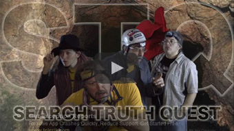 Search Truth Quest: Part 2 EP 1: Undulating Maggots of Doom