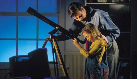 If I Had a More Powerful Telescope, Amy...We could see all the way to the GOP base