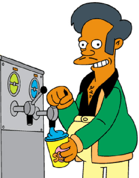 "Apu Reacts to Hostess Going Chapter 11, ""Almost as bad as the Great Squishee Shortage of '97"""