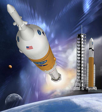 NASA Forges Ahead with Increasingly Suggestive Space Missions