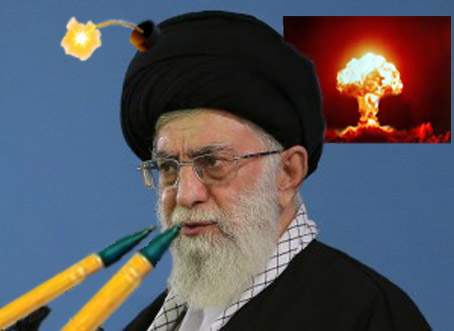 "Ayatollah Adamant Iran: ""Not Seeking Bomb"", Offers the U.S. unprecedented ""double pinky promise."""