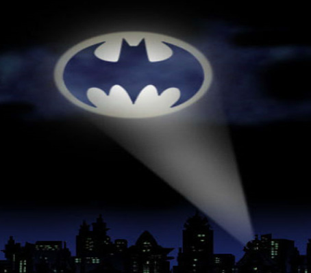 City Employee Admits to Leaving Bat Signal on All Weekend