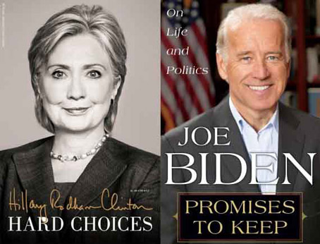 Battle of Biden Hill: Poor Poor Pitiful D? Or, hard choice to keep promising…