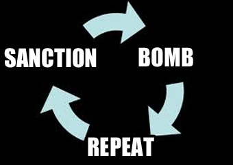 Bomb, Sanction, Repeat