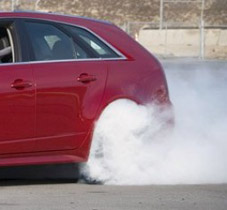 The 2011 Cadillac CTS-V Wagon, or Mrs. Vader Your Car is Ready
