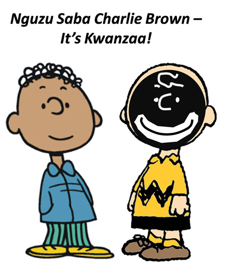 Nguzu Saba Charlie Brown