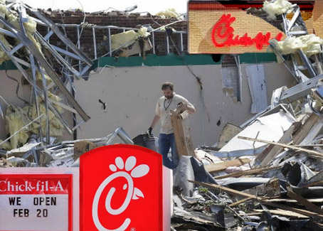 After Supreme Court Ruling Discord Mistakenly Attacks Chick-fil-A, What?! It was Chic-fil-A again, right? Bastards!