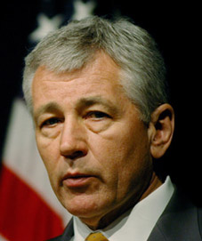 Desperate to be Confirmed, Hagel Has Gay Sex with Jewish Lobbyist