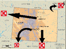 Colorado Annexes Nearby Circle-K's