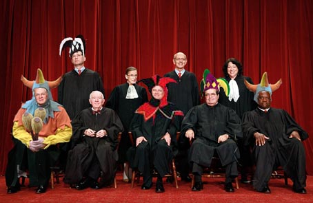 The Supreme Court Jokers