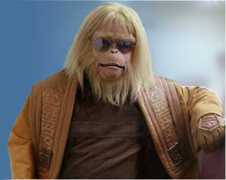 Dr. Zaius Banishes Democratic Leadership to Forbidden Zone