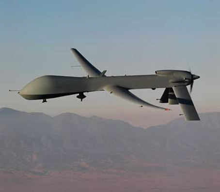 Cost of War in Iraq $1 Trillion, Cost of War in Afghanistan $2 Trillion, Dismantling the al-Qaeda network for the price of about 57 Drones, priceless