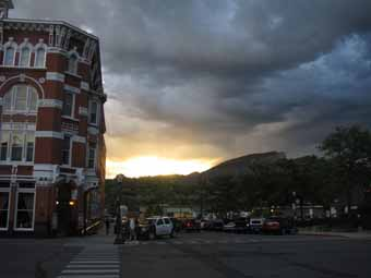 Durango and the Haunted Hotel Hatrick
