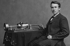 Edison's Original Recordings Digitally Enhanced and Rereleased