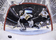 NHL Charges Goaltender for 3rd Intermission Zamboni Fuel