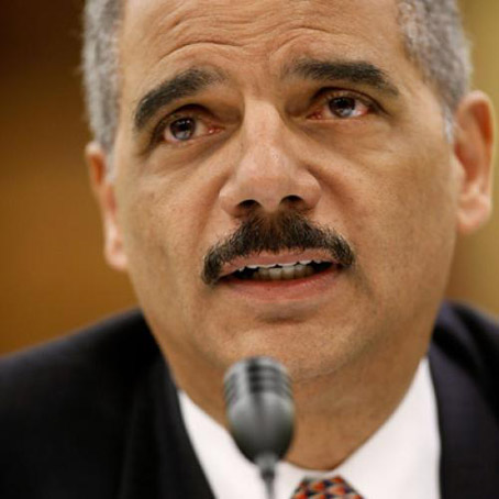 Eric Holder's I Purged Myself Today Tops Charts
