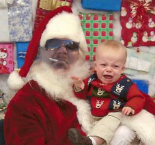 """Did Santa Just Hit On Mommy?"" The Department Store Confidential"