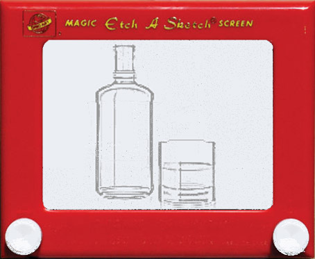 Etch A Scotch, By the makers of MagnaDewars