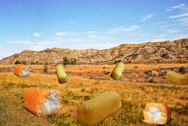 Man Attempts to Reintroduce Twinkies into the Wild