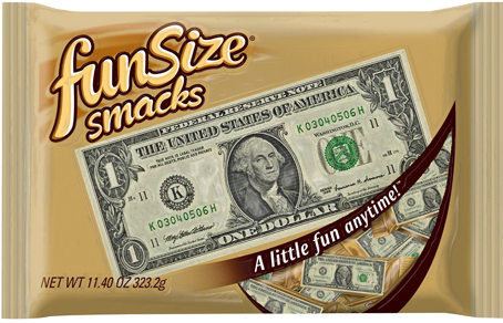 Obama to Increase Deficit in New 'Fun Size' Increments