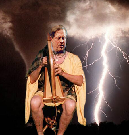 Al Gore , Men In Green, and the HARP that will Destroy Earth!