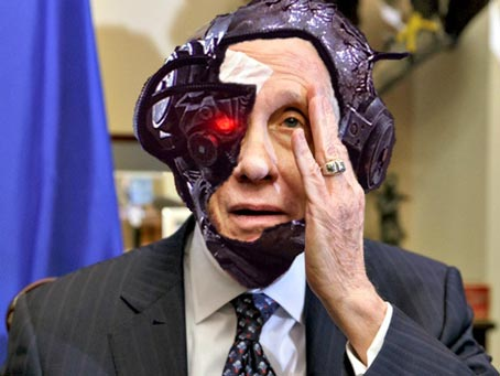 Final Solution for Harry Reid's Eye Troubles Unveiled, Solution for GOP dissension unleashed