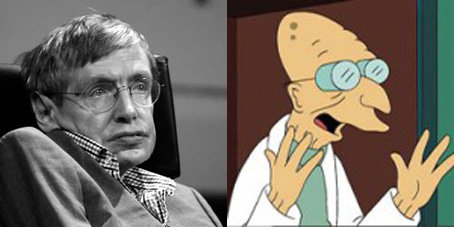 Hawking Names Successor: Scientism, Cthulhu, and the Perennial Philosophy