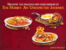Denny's CEO: No Hobbit Meat in Our Grand Slam Breakfast