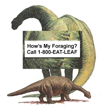 Dino Farts the Cause of Prehistoric Global Warming?