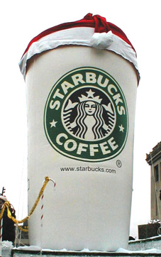 Starbucks Offers 146oz 24 shot Bucket-O-Joe