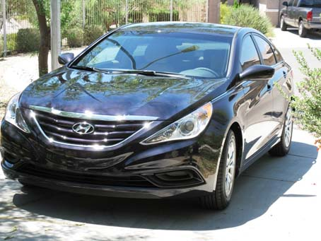 Crankin on the 2011 Hyundai Sonata, or Captain Nemo, your ride is here