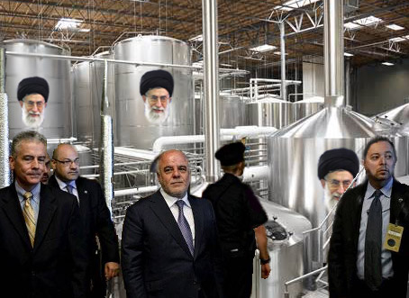 U.S. Convinces Iran to Turn Nuke Program into Brewery