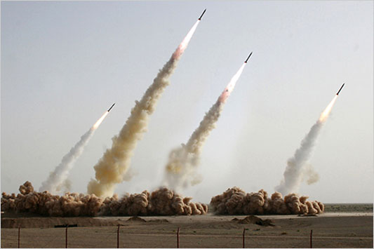 Iran Insists their 'Death to America Jihad-9' Nuclear Warheads are for Peaceful Purposes Only