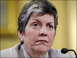 Napolitano Finds No Evidence of Her Own Competence
