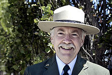 Jonathan Jarvis, Director of the National Park Service