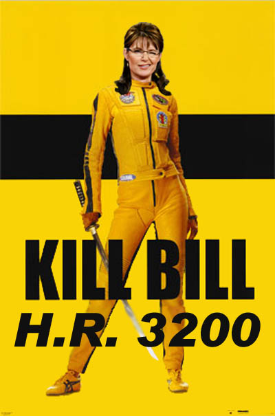 Kill Bill HR 3200
