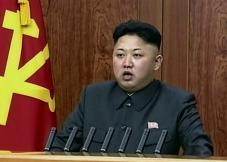 North Korea Vows to Change Brown Paneling by 2015