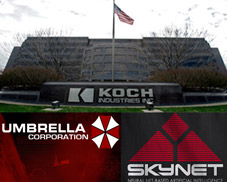 Koch Industries Acquires Umbrella Corporation and Skynet