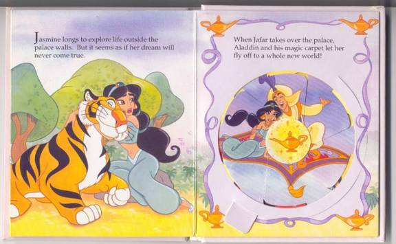 From the Little Princesses; Dreams Come True book by Walt Disney