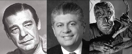 Andrew Napolitano of Fox News, Only the Coors Light Silver Bullet can stop him