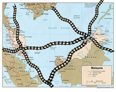 Malaysia Unveils Plans for new Global Rail System