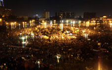 "Tahrir Square ""Flash Mob"" Stunt Ends Poorly"