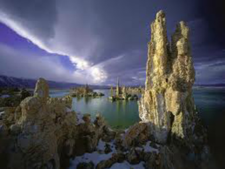 NASA's Startling Mono Lake Admission: Somehow we never thought to look for weird shit here